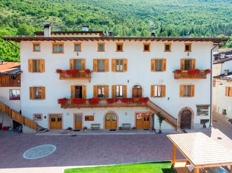 Bio Agritur Le Millemele Hotel B&B Bed&breakfast rest holiday vacation